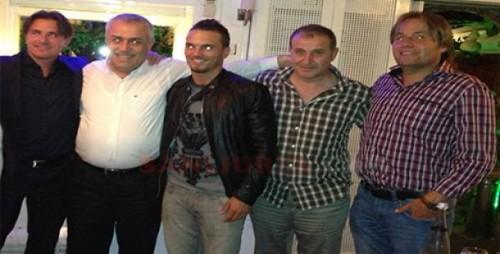 Sneijder Şanlıurfaspor'da