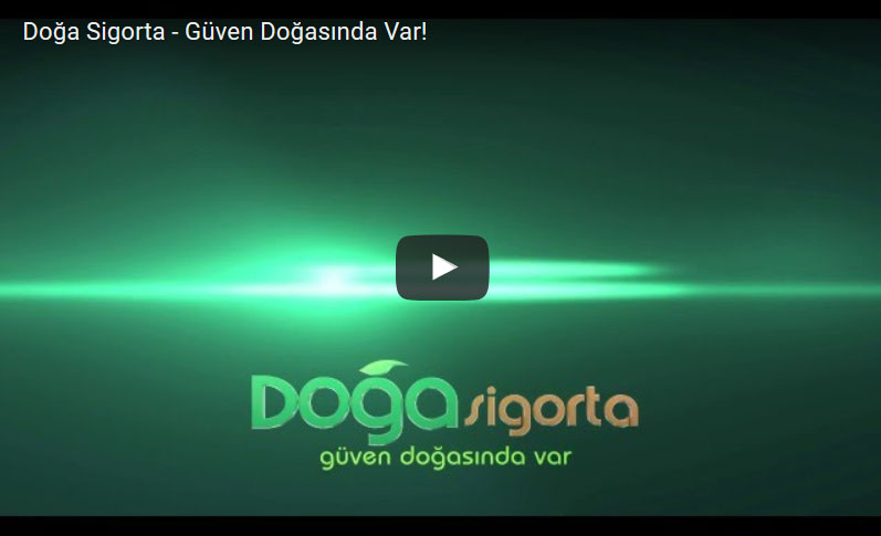 Doğa Sigorta'nın Reklam Filmi Yayına Girdi