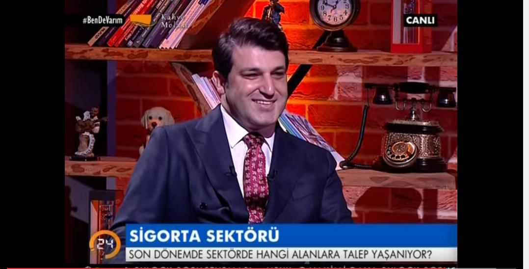 24 TV Kahve Molası Programı- 02.02.2017